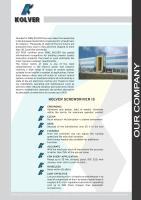KOLVER katalógus PDF