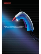 VESSEL ionizátorok katalógus PDF