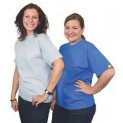 ESD T-Shirt (blau)