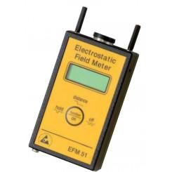 EFM 51 elektrosztatikus térerőmérő