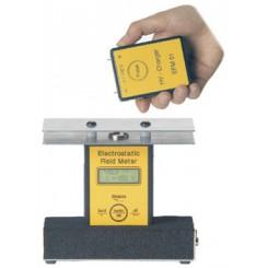 EFM 51-CPS elektrosztatikus térerőmérő charged plate set-tel