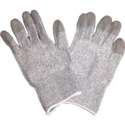 ESD ujjhegyenmártott vágásbiztos kesztyű