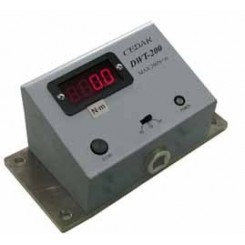 CEDAR DWT-200 nyomatékmérő