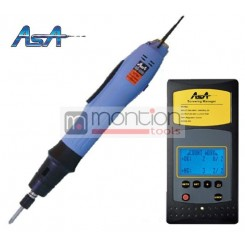 ASA BS-6000 electric screwdriver with AM-30 controller