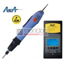 ASA BS-6000 ESD Elektroschrauber mit elektronischem Steuergerät AM-30